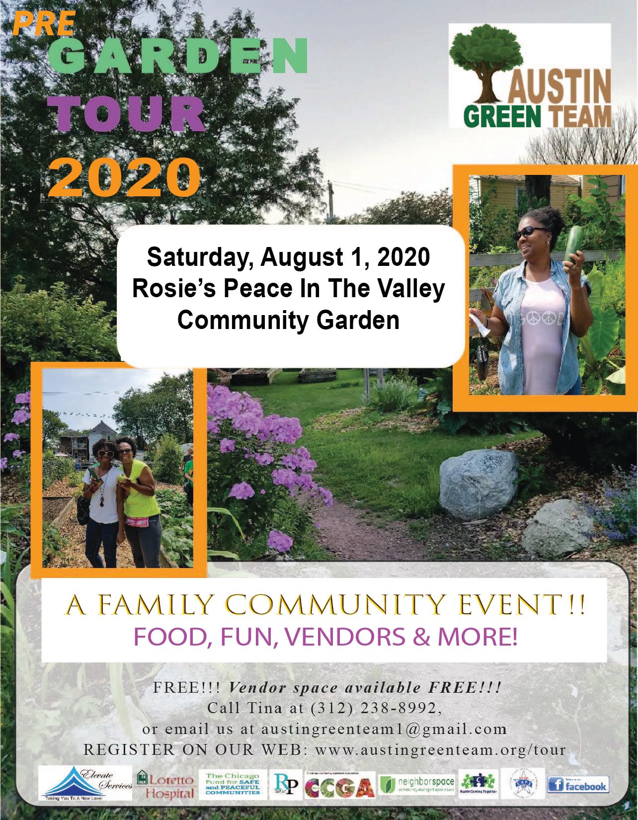2020 Garden Tour